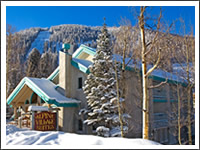 Taos Ski Valley Lodging - Alpine Suites