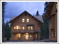 Taos Ski Valley Lodging - Bavarian Chalets