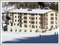 Ski In Ski Out Lodging Taos - Edelweiss Lodge and Spa