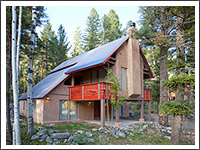 Taos Mountain House - Vacation Rental in Taos New Mexico